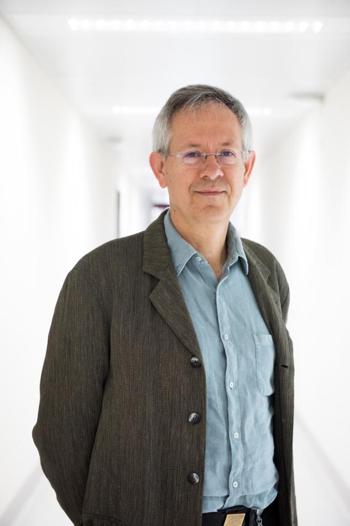 prof. dr. Bart Van den Bosch, CIO UZ Leuven