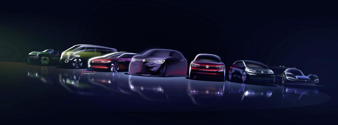 Crece la familia ID.: En Shanghai, un nuevo auto de concepto muestra el SUV eléctrico de tamaño completo del futuro