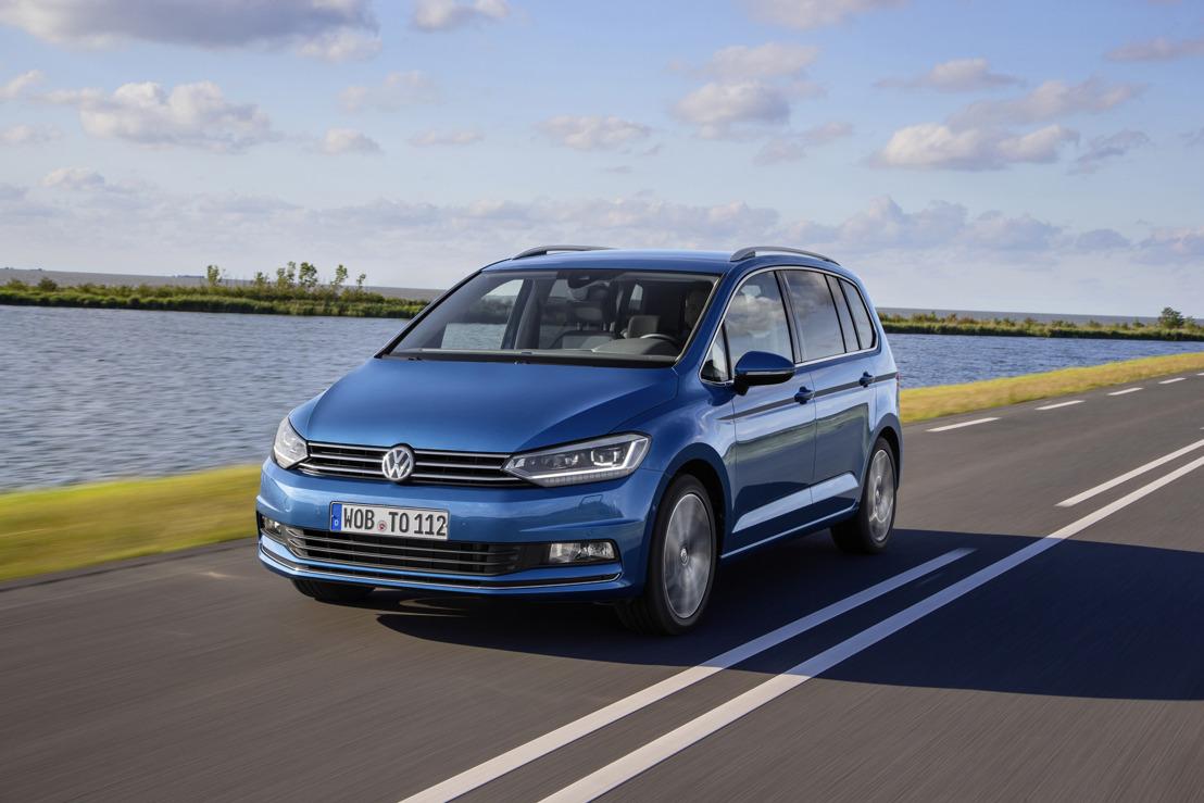 Le consortium Euro NCAP décerne la note maximale de 5 étoiles au nouveau Touran
