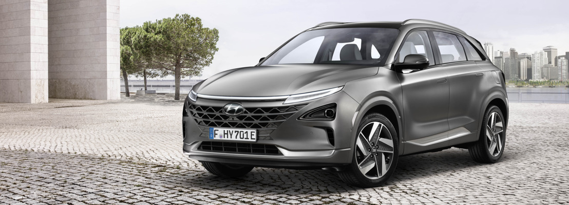 All-New Hyundai Nexo.