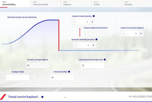 AXA Bank lanceert nieuwe tool voor begeleiding vermogensopbouw