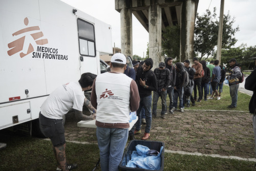 MSF: US asylum restrictions are deepening the crisis along the Mexican border