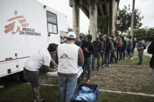 Preview: MSF: US asylum restrictions are deepening the crisis along the Mexican border