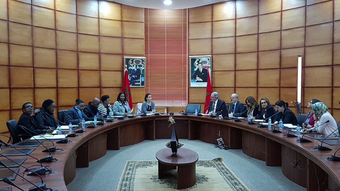 OECS AND MOROCCO CONTINUE TO STRENGTHEN COOPERATION