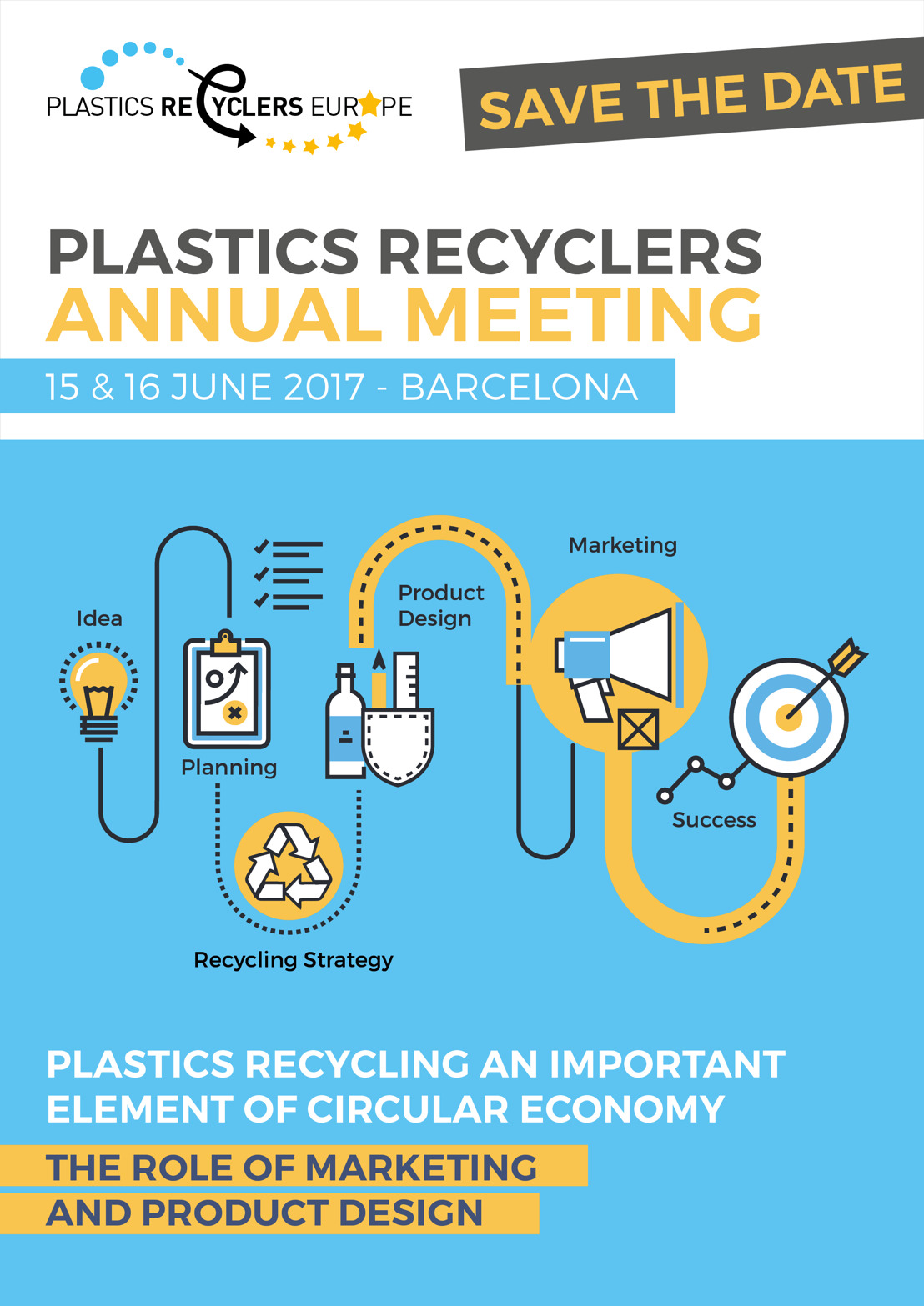 Save the Date! Plastics Recyclers Annual Meeting 2017
