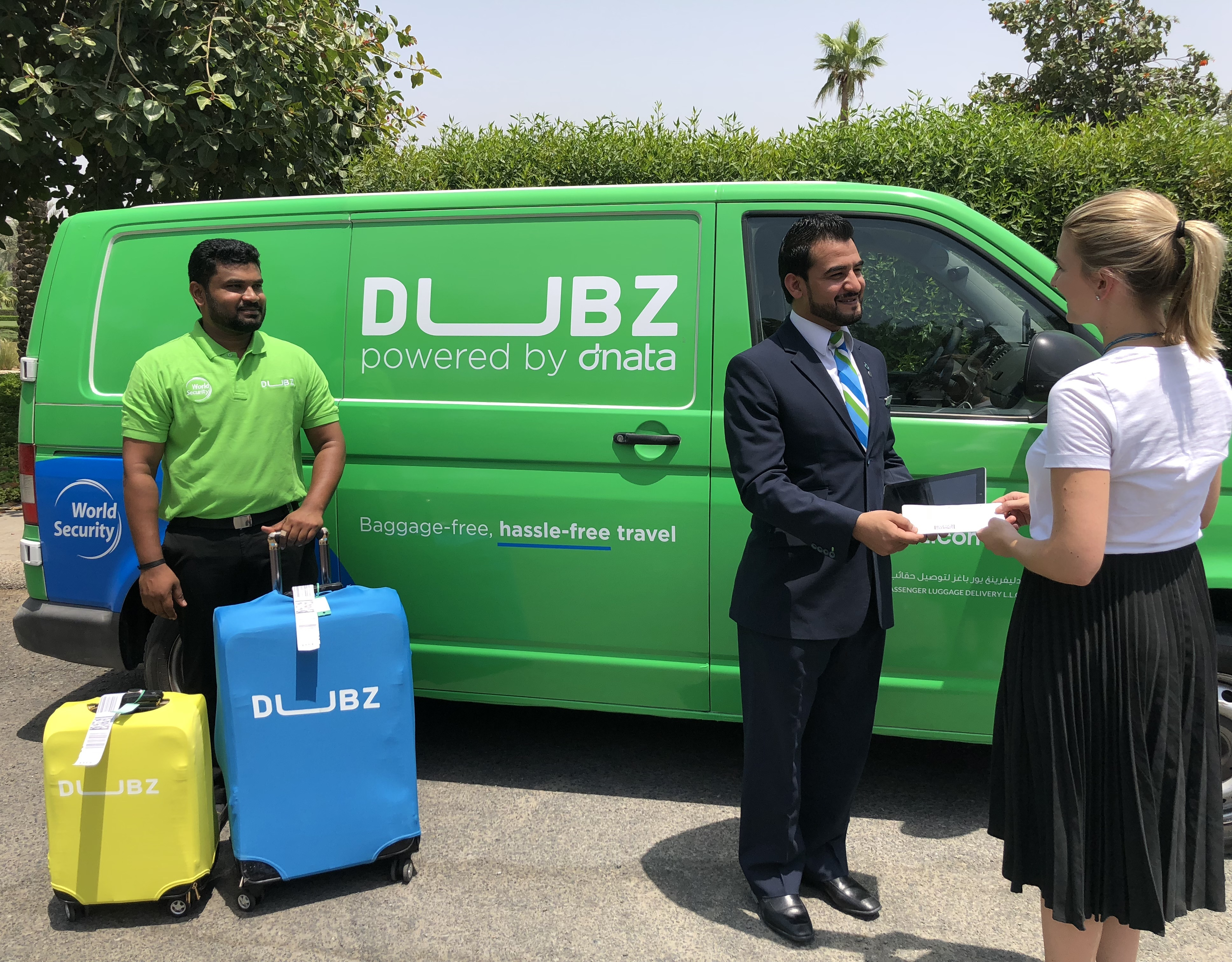 dnata acquires majority stake in baggage storage and delivery service company, DUBZ