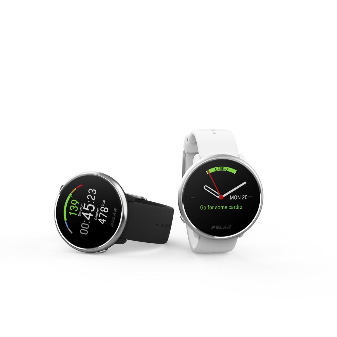 Réalisez votre objectif de fitness avec la nouvelle montre Polar Ignite