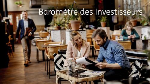 Pour la première fois en deux ans, le baromètre des investisseurs d'ING n'est pas au beau fixe