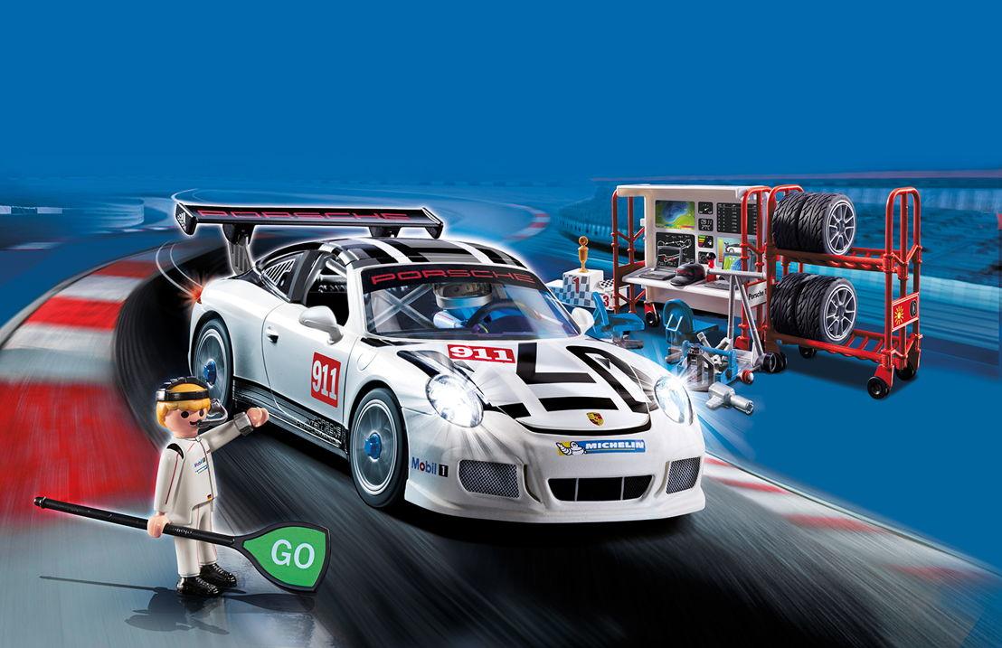 Porsche 911 GT3 Cup<br/>Tours de chauffe possibles dès le mois de mars. Pour les pilotes à partir de 4 ans.