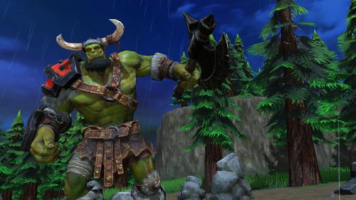 Блогер Орк-подкастер принял участие в озвучивании русскоязычной версии Warcraft III: Reforged