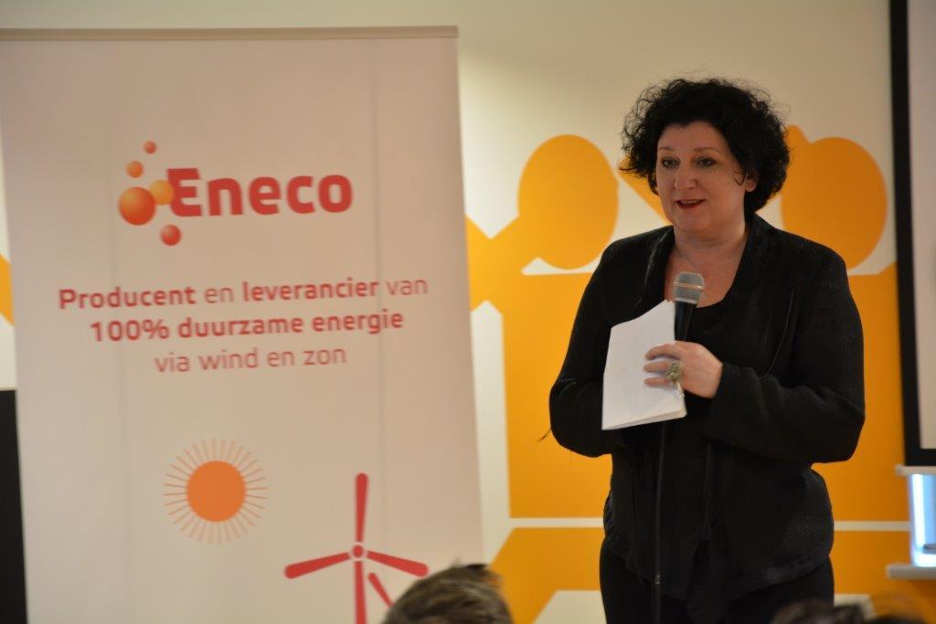 Ministre flamande de l'Énergie, Annemie Turtelboom