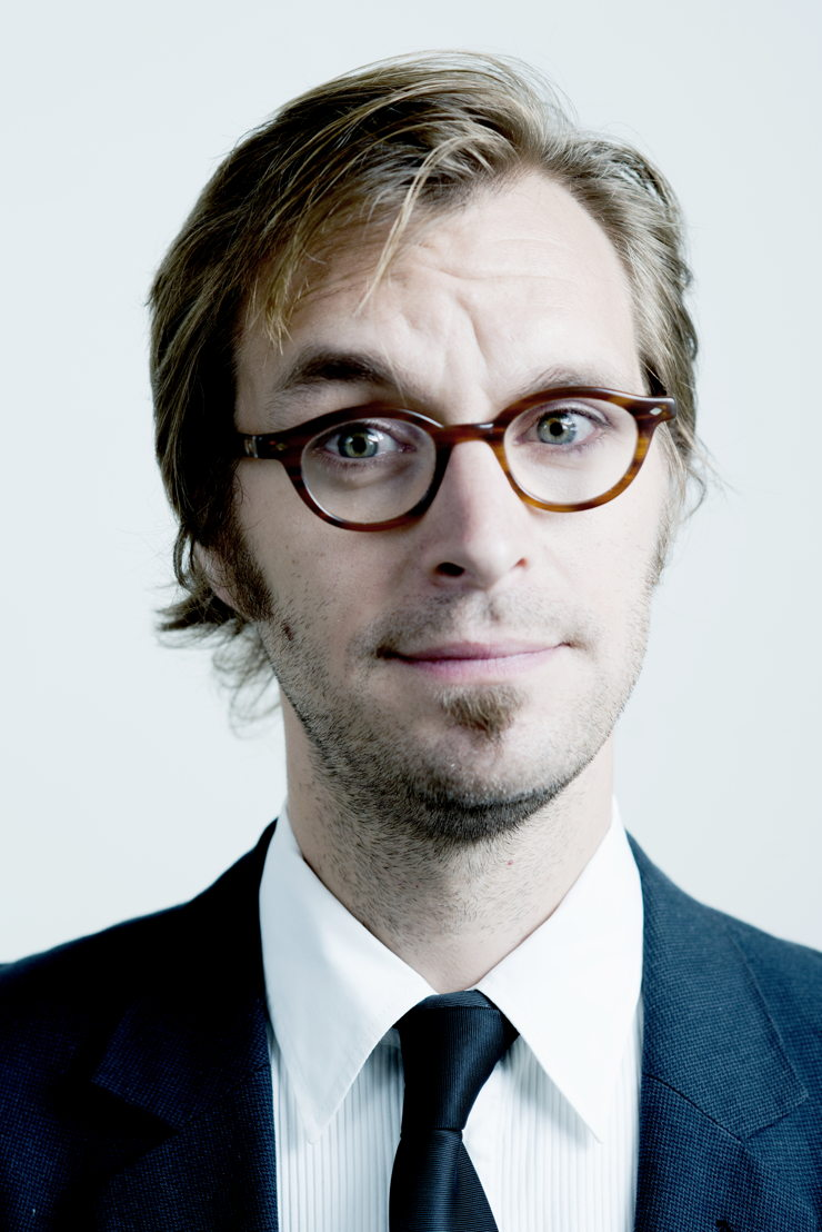 Auteursfoto Joost Houtman (c) Jurgen Rogiers