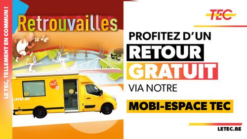« Retrouvailles » à Liège