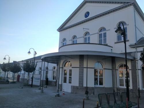 La SNCB remet à neuf la gare de Braine-le-Comte