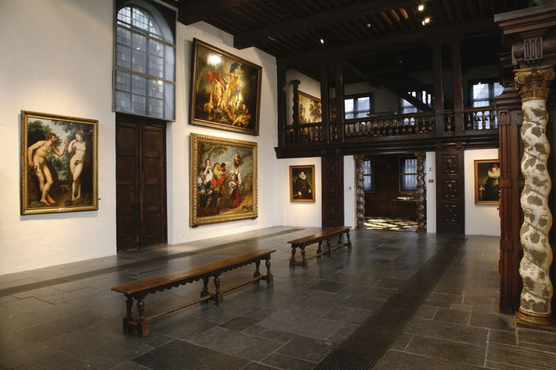 Atelier Rubenshuis anno 2007 © Bart Huysmans