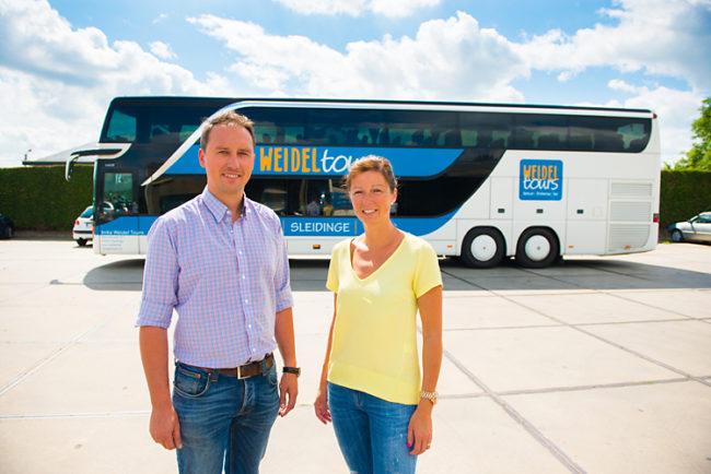 Zaakvoerders Weidel Tours