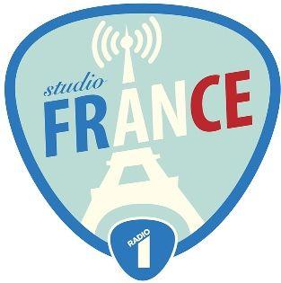 Logo Radio 1 : Studio France