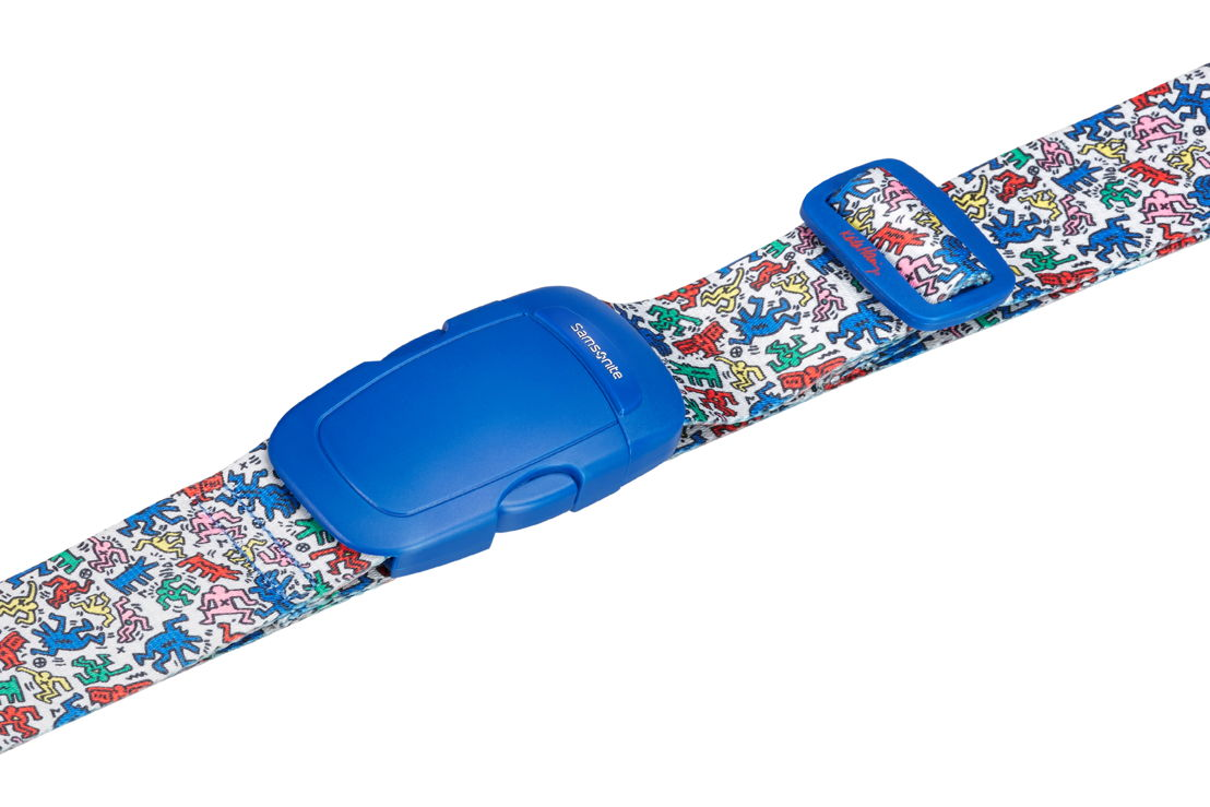 Keith Haring by Samsonite - Luggage Strap €19