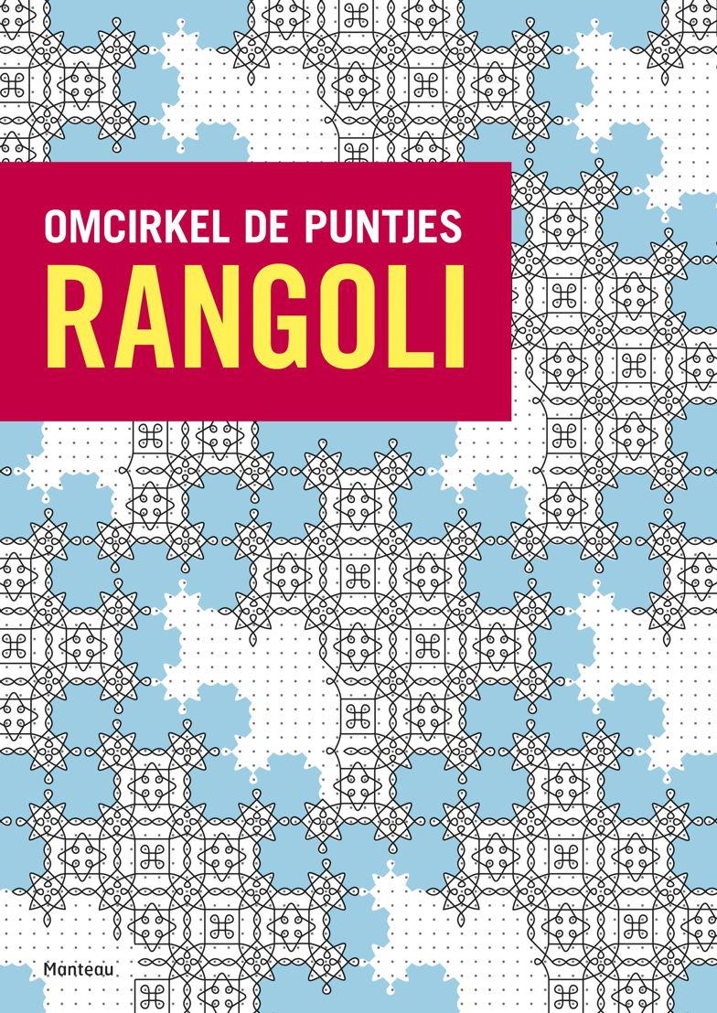 Cover 'Omcirkel de puntjes. Rangoli'