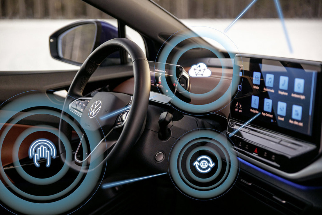 Volkswagen introduces Over-the-Air Updates for all ID. models