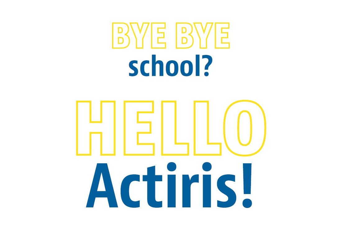 Adieu l'école, que faire maintenant ?