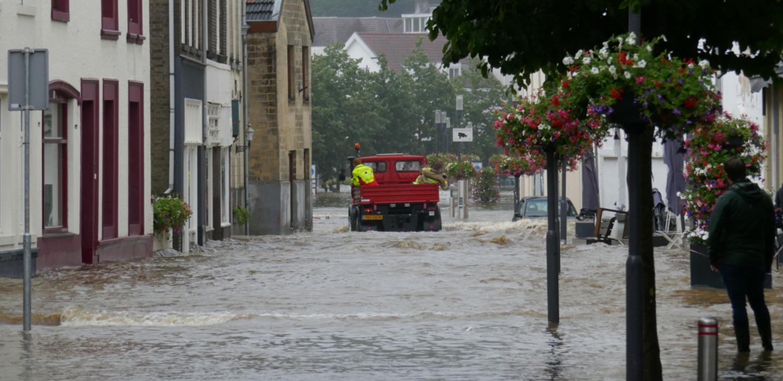 Delhaize débloque 1 million d'euros pour venir directement en aide aux sinistrés des inondations