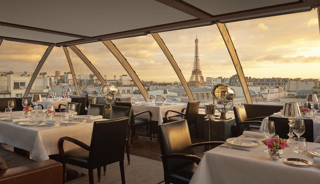 The Peninsula Paris:  L'Oiseau Blanc