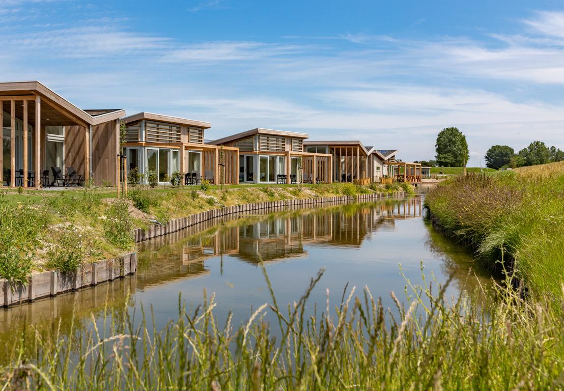 1ste duurzame Roompot resort zonder gasaansluiting opent maandag