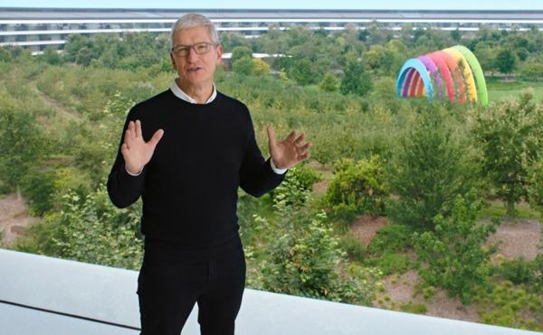 Preview: Tim Cook, CEO van Apple, spreekt op CPDP 2021 op Internationale Dag van de Gegevensbescherming