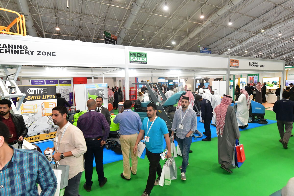 FM EXPO Saudi and Saudi Clean Expo 2019