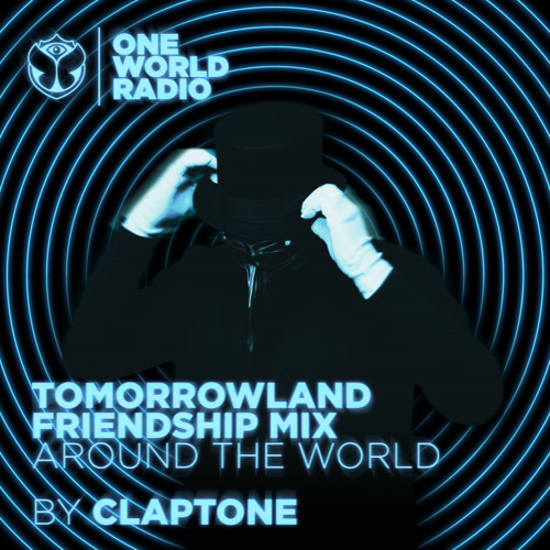Claptone is warming up for Tomorrowland Around the World with his Tomorrowland Friendship Mix