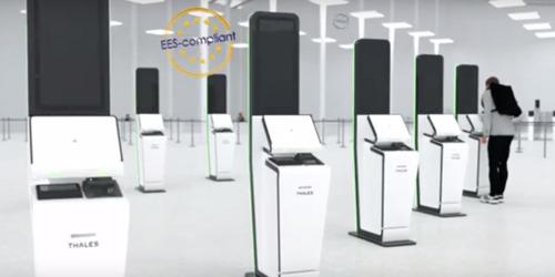 Thales sélectionné pour préparer la France au nouveau système d'entrée / sortie de l'espace Schengen