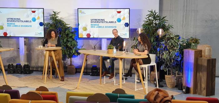 25 Brusselse werkgevers beloond voor hun inclusieve aanpak