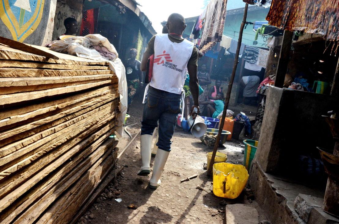 Collaborateur ebola en Sierra Leone, Allessandro Siclari