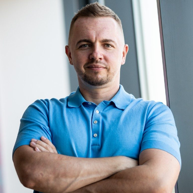 WePlay Esports Managing Partner Oleg Krot. Photo credit: WePlay Esports Press Office