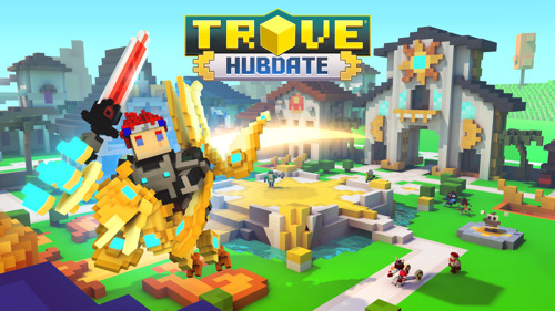 Trove Now Available in Spanish for PC!