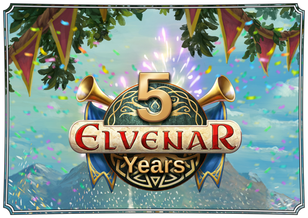 Preview: Fantastic Fantasy World of Elvenar Celebrates Fifth Anniversary