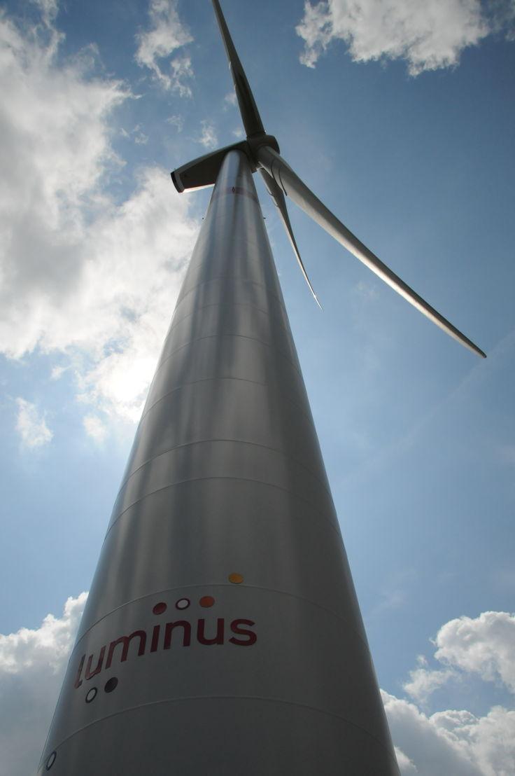 Windmolenpark van Villers-le-Bouillet