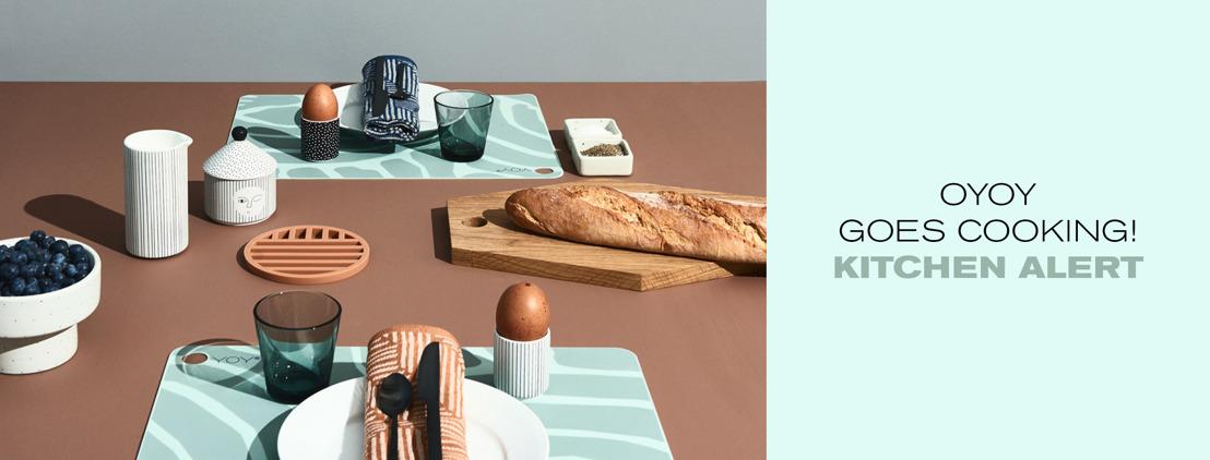 Tafeltje dekje: er was eens een Scandinavische keukenprinses…