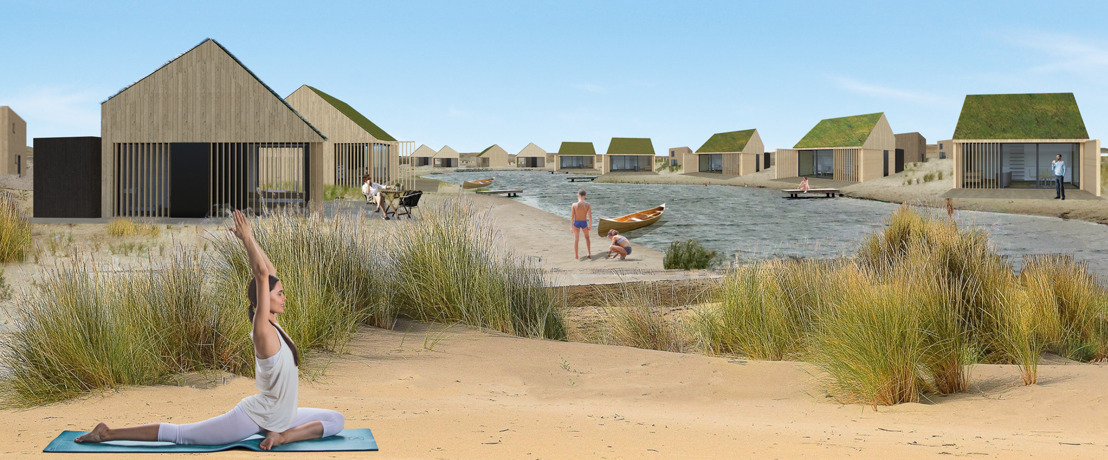 Roompot Group bevestigt: nieuw luxeresort in Zeeuwse Haamstede in 2022