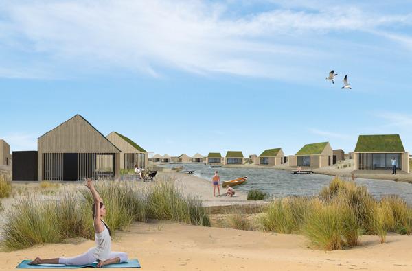 Preview: Roompot Group bevestigt: nieuw luxeresort in Zeeuwse Haamstede in 2022