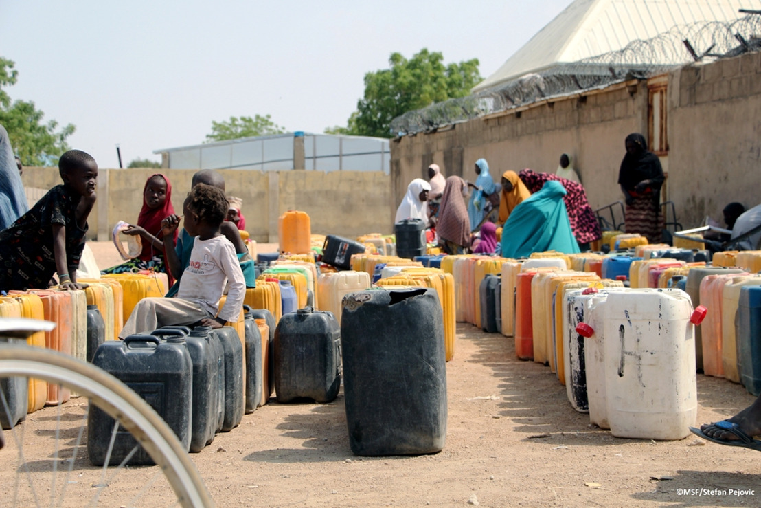 Pulka, Borno state: Water is the source of life… and disease