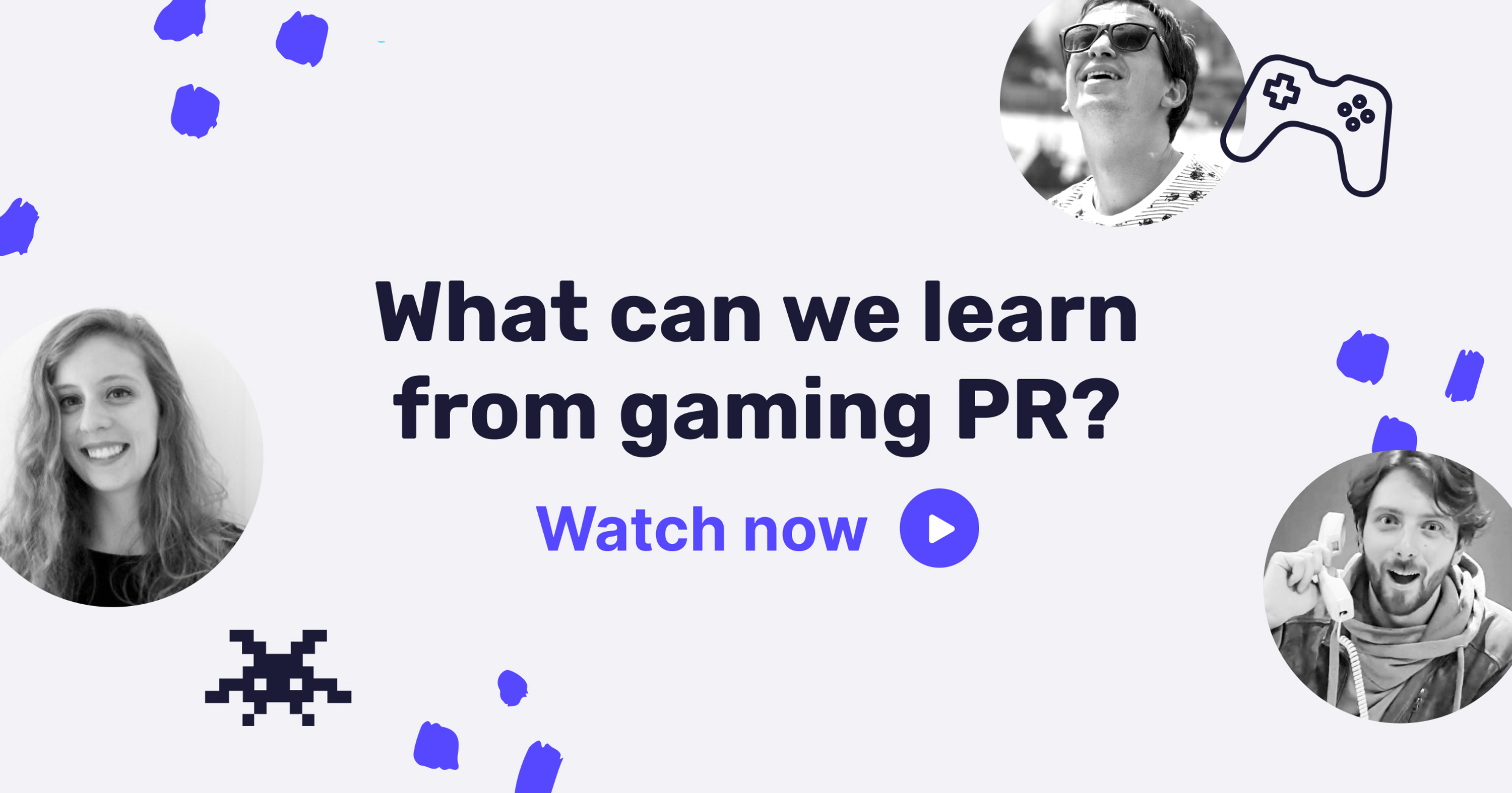 Watch our expert PR roundtable