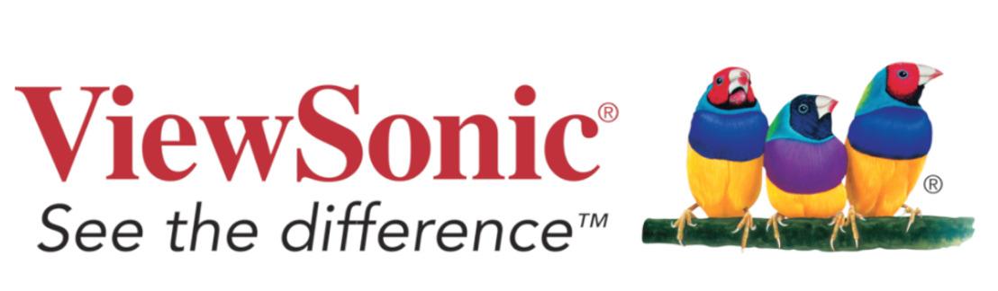 ViewSonic se une al programa de colaboración de Logitech®