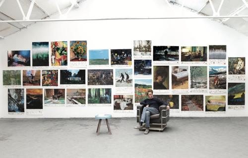 Rinus Van de Velde viert 10-jarige samenwerking met Tim van Laere Gallery en introduceert een nieuw medium binnen zijn oeuvre