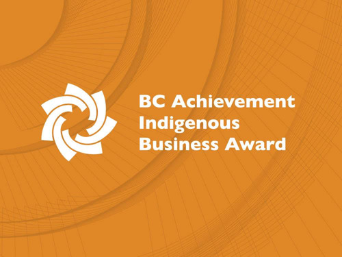 OneFeather Receives Indigenous Business Award