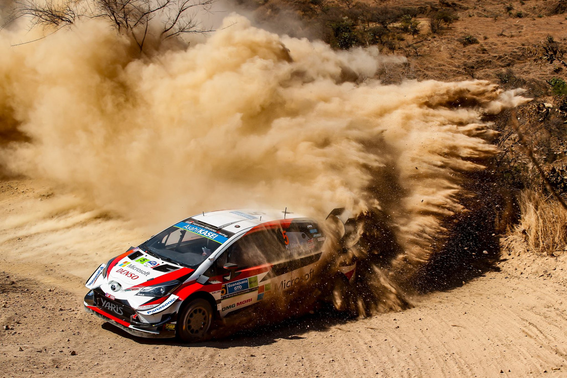 WRC Rally Argentina and Rally Chile Preview - TOYOTA GAZOO Racing eyes South American gravel glory