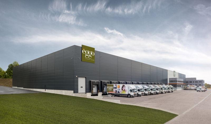 Logistisch centrum Rhisnes