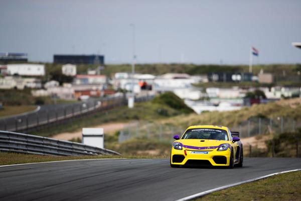 Preview: La série victorieuse continue pour les Redant dans le Porsche Endurance Trophy