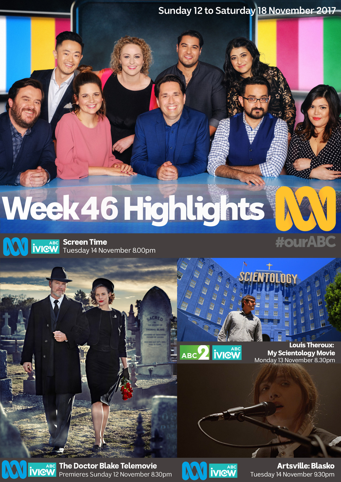 ABC Program Highlights - Week 46